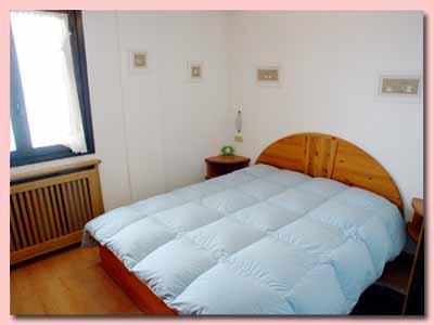Livigno appartamento cristina capricorno - Capricorno a letto ...